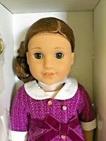 "American Girl Beforever Rebecca Rubin Doll & Book 18"" NIB"