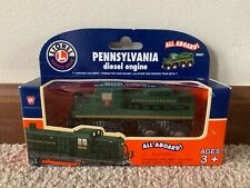 Lionel Wooden Pennsylvania Diesel Engine Compatible With Thomas The Tank Engine
