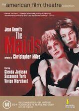 THE MAIDS - (GLENDA JACKSON/SUSANNAH YORK) - DVD - BRAND NEW!!! SEALED!!!