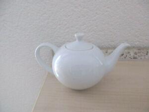 Arzberg Form 2000 weiss Kleine Teekanne 0,40 l