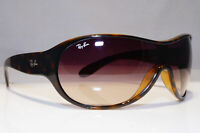 RAY-BAN Mens Womens Unisex Designer Sunglasses Brown Shield RB 4081 710/13 21864