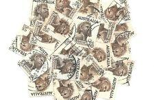BULK Australia Pre decimal 1952, 2/6d 'Aborigine' × 50 good used/ fine used