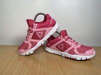 Reebok Classic Yourflex Women's Pink Trainers CN8608 Size UK 5.5 EUR 38