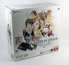 Playstation 3 PS3 TALES OF XILLIA X Edition HDD 160GB console game CEJH-10018