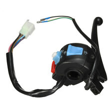 """Universal 7/8"""" Left Brake Lever Light Switch Control Scooter Moped GY6 50 150cc"""