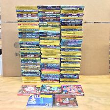 Lot of 152 PC Games - NEW & USED [Mystery Games, Amazing, Legacy Games & Etc.)