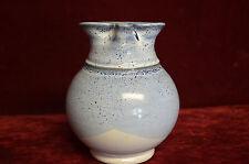 keramische werkstatte h. berger Stonewaree hand painted majolica Keramik vase