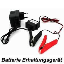 Batterie Erhaltungsgerät Erhaltungsladegerät KFZ PKW Auto Motorrad Caravan Boot