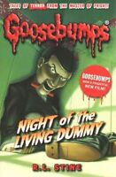 Night of the Living Dummy (Goosebumps), Stine, R.L., Good Book
