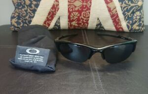 Mens Oakley Black Sunglasses With Case