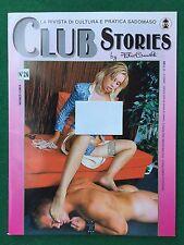 CLUB STORIES 26 Anno 3 (ITA) Rivista erotica vintage Magazine Sadomaso Sado-Maso