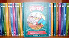 LA GRANDE DINASTIA DEI PAPERI 1/48 SERIE COMPLETA di Carl Barks Disney