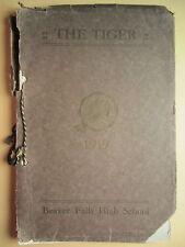 High School Yearbook Ebay