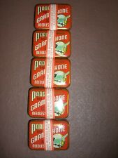 FIVE UNOPENED TINS OF PARROT GRAMOPHONE NEEDLES
