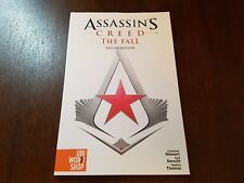 Assassins Creed THE FALL Deluxe Ed Ubi workshop Stewart Kerschl Thomas Ubisoft
