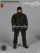 1/6 Action Figure MSE ZERT Black Jack Sniper Black Multicam Kitanica Uniform 16