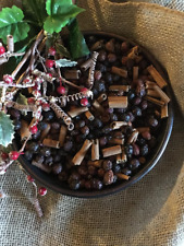 1 cup potpourri CRANBERRY rosehips HIGHLY SCENTED great for simmering