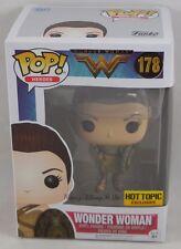 Funko DC Comics Wonder Woman Pop! Wonder Woman (Amazon) #178 Vinyl Figure HT Exc