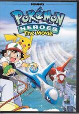 Pokemon - Heroes: The Movie (DVD, 2011) Miramax Nintendo