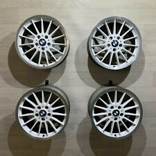 4x BMW 3er E46 Alufelgen 8x18 8.5x18 50 1095340 1095341 Radialspeiche Styling 32