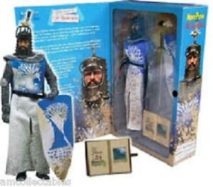SIDESHOW MONTY PYTHON AND THE HOLY GRAIL 1/6 FIGUR - SIR BEDEVERE -  RITTER NEU