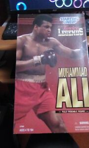 "1997 Starting Lineup SLU Timeless Legends 12"" Muhammad Ali"