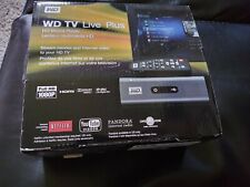 WD TV Live Plus HD Media Player Lecteur Muiltiplayer HD