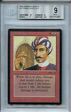 MTG Arabian Nights Ali From Cairo BGS 9.0 (9) Mint 10 Centering WOTC 2857
