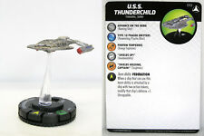 Heroclix - #013 U.S.S. Thunderchild-Star Trek Tactics IV