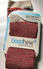 Goodhew Womens Cashmerino Bamboo Optic Tease Socks Non Cushion S/M 4-7.5