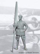 Black Dog 1/32 British RFC Fighter Pilot 1914-1918 WWI No.1 w/Propeller F32013