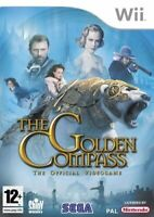 Wii & Wii U - The Golden Compass **New & Sealed** Official UK Stock