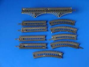FALLER Z - Steel Girder Bridge and Ramps - mini-club / EXC