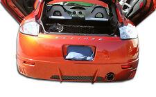 06-08 Mitsubishi Eclipse Duraflex Racer Rear Lip Air Dam 1pc Body Kit 102274