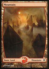 Mountain-versión 4 | nm | Zendikar | Magic mtg