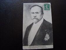 FRANCIA - cartolina 1913 (raymond Poincaré) (B12) french