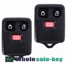 PAIR 1998-2011 Ford Ranger  Keyless Entry Remote Transmitter Replacement