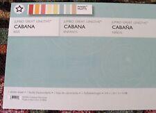 Creative Memories Cabana Jumbo GL Stickers *Kids* Books, Apple, Stars NIP/NLA