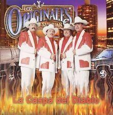 Los Originales De San Juan : Caspa Del Diablo CD