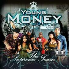 "CD - ""the supreme team"" - young money + NEUF + OVP + +"