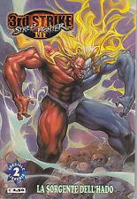 3 RD STRIKE STREET FIGHTERS III n°  2 ( speciale libreria ) ed. J Comics