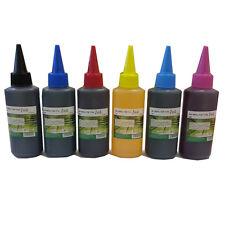 TY 600ml Ink Refill for Epson PX660 PX700W PX710W PX720WD PX730WD PX800 CISS