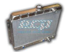 1959 1960 1961 1962 1963 1964 Impala NEW HD Aluminum Radiator - NO 3 ROW GIMMCKS