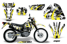Suzuki DR 200 SE Graphics Kit AMR Racing MX Bike Decal DR200 Sticker 96-09 EXPO