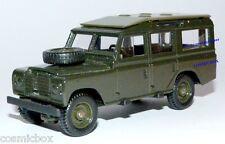 SOLIDO voiture jeep LAND ROVER 109 kaki 1978 automobile little car Kleines auto