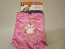 Pet Costume Superhero Cape Halloween Costume Dog Size XS/S New Pink 3 piece
