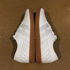 Huf Hufnagel 2 Size 13 US White Gum BMX DC Skate Shoes Sneakers Keith Hufnagel