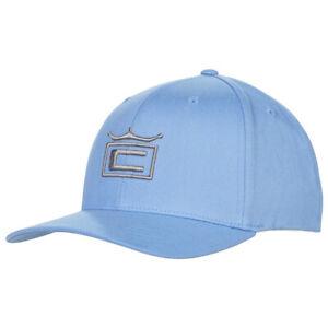 NEW Cobra Tour Crown 110 Blue Bell Adjustable Snapback Hat/Cap
