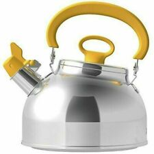 Cookvessel FIKASTH-23 Y FIKA Stainless Harmonica Kettle 2.3L Yellow Original