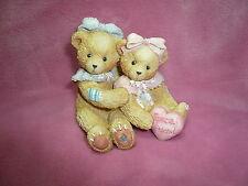 Cherished Teddie * Elisabeth and Ashley * 2 herzige Teddy Mädchen